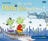 Die große Olchi-Hörbuchbox 2, Dietl, Erhard, Oetinger audio, EAN/ISBN-13: 9783837309942