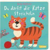 Du darfst die Katze streicheln, Holtfreter, Nastja, Carlsen Verlag GmbH, EAN/ISBN-13: 9783551171252