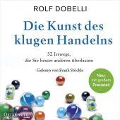 Die Kunst des klugen Handelns, Dobelli, Rolf, Osterwold audio, EAN/ISBN-13: 9783869524498