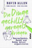 Die Dinge gechillt geregelt kriegen, Allen, David/Wallace, Mark/Williams, Mike, Piper Verlag, EAN/ISBN-13: 9783492062213