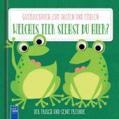 Welches Tier siehst du hier? Der Frosch und seine Freunde, YoYo Books Jo Dupré BVBA, EAN/ISBN-13: 9789463781589