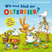 Wo sind bloß die Ostereier?, Schmidt, Hans-Christian, Verlag Friedrich Oetinger GmbH, EAN/ISBN-13: 9783789114335