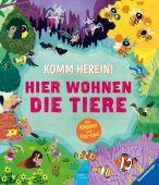 Komm herein! Hier wohnen die Tiere, Symons, Ruth, Ravensburger Verlag GmbH, EAN/ISBN-13: 9783473554737