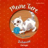 Meine Tiere, Kleine Bornhorst, Lena, Verlag Friedrich Oetinger GmbH, EAN/ISBN-13: 9783789114366