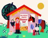 Bau deinen eigenen Bauernhof, Kövecses, Anna, Laurence King Verlag GmbH, EAN/ISBN-13: 9783962440480
