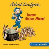 Immer dieser Michel, Lindgren, Astrid, Oetinger audio, EAN/ISBN-13: 9783837302042