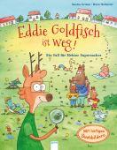 Eddie Goldfisch ist weg! Ein Fall für Hektor Supersucher, Grimm, Sandra, Arena Verlag, EAN/ISBN-13: 9783401710365