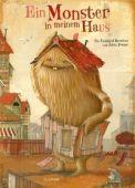Ein Monster in meinem Haus, The Umbilical Brothers, Tulipan Verlag GmbH, EAN/ISBN-13: 9783864294587