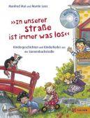 'In unserer Straße ist immer was los', Mai, Manfred/Lenz, Martin, Beltz, Julius Verlag, EAN/ISBN-13: 9783407747907