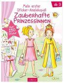 Meine ersten Sticker-Anziehpuppen Prinzessinnen, Ars Edition, EAN/ISBN-13: 9783845823478