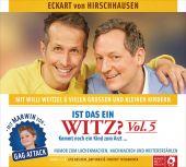 Ist das ein Witz? Kommt noch ein Kind zum Arzt ..., Hirschhausen, Eckart von/Weitzel, Willi, EAN/ISBN-13: 9783844534474