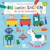 Die bunten Sachen - Wo ist der Unterschied?, Holtfreter, Nastja, Magellan GmbH & Co. KG, EAN/ISBN-13: 9783734815454