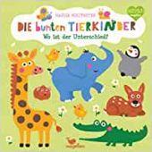 Die bunten Tierkinder - Wo ist der Unterschied?, Holtfreter, Nastja, Magellan GmbH & Co. KG, EAN/ISBN-13: 9783734815508