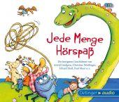 Jede Menge Hörspaß, Oetinger audio, EAN/ISBN-13: 9783837308457