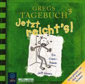 Jetzt reicht's!, Kinney, Jeff, Baumhaus Buchverlag GmbH, EAN/ISBN-13: 9783833950445