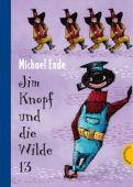 Jim Knopf und die Wilde 13, Ende, Michael, Thienemann-Esslinger Verlag GmbH, EAN/ISBN-13: 9783522183987