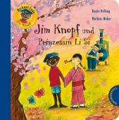 Jim Knopf und Prinzessin Li Si, Ende, Michael/Dölling, Beate, Thienemann-Esslinger Verlag GmbH, EAN/ISBN-13: 9783522437479