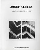 Joseph Albers Photographien 1928-1955, Joseph Albers, Schirmer Mosel, EAN/ISBN-13: 9783888144707