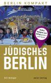 Jüdisches Berlin, Rebiger, Bill, Jaron Verlag GmbH i.G., EAN/ISBN-13: 9783897734272