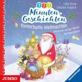 Kunterbunte Weihnachten, Stronk, Cally/Friedrich, Christian, Jumbo Neue Medien & Verlag GmbH, EAN/ISBN-13: 9783833739217