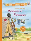 Erst ich ein Stück, dann du - Aufregung im Ferienlager, Schröder, Patricia, cbj, EAN/ISBN-13: 9783570153376