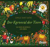 Der Karneval der Tiere, Courtney-Tickle, Jessica, Prestel Verlag, EAN/ISBN-13: 9783791374659