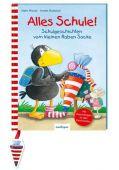 Der kleine Rabe Socke: Alles Schule!, Moost, Nele, Esslinger Verlag J. F. Schreiber, EAN/ISBN-13: 9783480236015