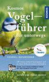 Kosmos Vogelführer für unterwegs, Hecker, Frank/Hecker, Katrin, EAN/ISBN-13: 9783440165133