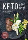 Keto your life!, Faerber, Jane, Christian Verlag, EAN/ISBN-13: 9783959613514