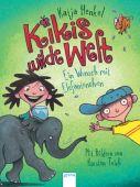 Kikis wilde Welt - Ein Wunsch mit Elefantenohren, Henkel, Katja, Arena Verlag, EAN/ISBN-13: 9783401600482