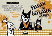 Kinder Künstler Kritzelblock - Fressen und gefressen werden, Labor Ateliergemeinschaft, EAN/ISBN-13: 4019172600037