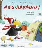 Kleiner Rabe Socke: Alles verschenkt!, Moost, Nele, Esslinger Verlag J. F. Schreiber, EAN/ISBN-13: 9783480231423
