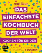 Simplissime - Das einfachste Kochbuch der Welt: Kochen für Kinder, Mallet, Jean-Francois, EAN/ISBN-13: 9783745902563