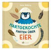 Hartgekochte Fakten über Eier, Sjöberg, Lena, Aladin Verlag GmbH, EAN/ISBN-13: 9783848901685