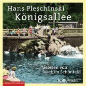 Königsallee, Pleschinski, Hans, Hörbuch Hamburg, EAN/ISBN-13: 9783899038781
