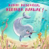 Komm kuscheln, kleiner Narwal!, zur Brügge, Anne-Kristin, Verlag Friedrich Oetinger GmbH, EAN/ISBN-13: 9783789113741