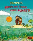 Komm, wir finden einen Schatz, JANOSCH, Beltz, Julius Verlag, EAN/ISBN-13: 9783407812292