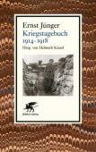 Kriegstagebuch. 1914-1918, Jünger, Ernst, Klett-Cotta, EAN/ISBN-13: 9783608985665