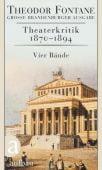 Theaterkritik 1870-1894, Fontane, Theodor, Aufbau Verlag GmbH & Co. KG, EAN/ISBN-13: 9783351037376