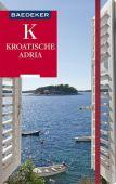 Kroatische Adria, Wengert, Veronika, Baedeker Verlag, EAN/ISBN-13: 9783829747288