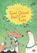 Trudel Gedudel foppt den Fuchs, Muszynski, Eva/Teich, Karsten, cbj, EAN/ISBN-13: 9783570175934