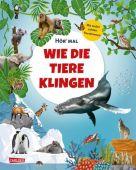 Hör mal: Wie die Tiere klingen, Peterson, Anke, Carlsen Verlag GmbH, EAN/ISBN-13: 9783551251893