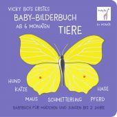 Vicky Bo's erstes Baby-Bilderbuch ab 6 Monaten - Tiere, Vicky Bo, Vicky Bo Verlag GmbH, EAN/ISBN-13: 9783944956428
