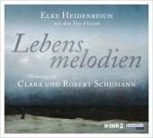 Lebensmelodien - Eine Hommage an Clara und Robert Schumann, Heidenreich, Elke, Random House Audio, EAN/ISBN-13: 9783837146981