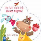 Ich hab dich lieb kleines Nilpferd - Heidi und Olivia, YoYo Books Jo Dupré BVBA, EAN/ISBN-13: 9789463781602
