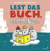 Lemminge, Dyckman, Ame, Mixtvision Mediengesellschaft mbH., EAN/ISBN-13: 9783958540804