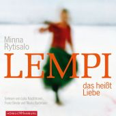 Lempi, das heißt Liebe, Rytisalo, Minna, Hörbuch Hamburg, EAN/ISBN-13: 9783957131416