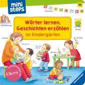 Wörter lernen, Geschichten erzählen: Im Kindergarten, Grimm, Sandra, Ravensburger Verlag GmbH, EAN/ISBN-13: 9783473319954