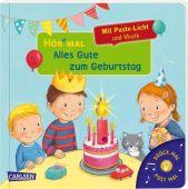 Mach mit - Pust aus: Alles Gute zum Geburtstag, Hofmann, Julia, Carlsen Verlag GmbH, EAN/ISBN-13: 9783551252951
