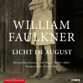 Licht im August, Faulkner, William, Hörbuch Hamburg, EAN/ISBN-13: 9783957130662